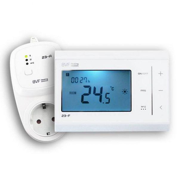 BVF 23-FA – RF bezdrôtový termostat
